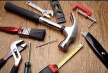 In the Workshop / The workshop is where tools are stored and DIY magic happens, follow this board for tool tips and projects that can be completed in the workshop