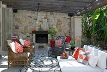 Outdoor Entertaining / Turn your home into the place to be for fun gatherings with family and friends