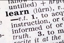 Cursing/slang vocab study for school / by Hannegan Roseberry