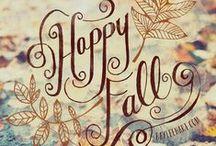 {seasonal} Falling for Fall