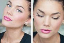 Make up. / by Tiff O. Serratos