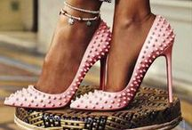Shoes. / by Tiff O. Serratos