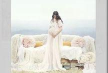 Boho/Vintage Maternity
