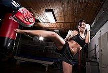 Kicking that ass / by Stephanie Bitoni