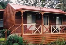 Awesome Backyard Cabins / Ideas and inspiration for those of you planning a backyard cabin or outdoor granny flat
