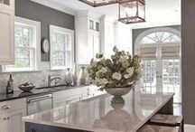 For The Home: Kitchens / Kitchen Ideas