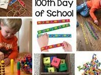 100th Day of School Ideas / Celebrate the 100th Day of School with these fun and engaging ideas and resources!