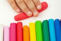 Fine Motor Skills / Activities, ideas, and printables for strengthening fine motor skills and improving pencil grip in toddlers and preschoolers