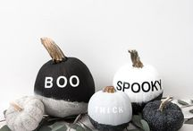 Halloween / Halloween Home Decor #4ptstyle | #Halloween #home #decoration #halloweendecor #holiday #fall #october #halloweenparty #interiordesign #holidayhomedecor