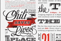 typography and lettering / typography, lettering, design