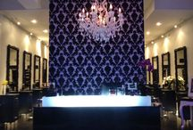 Vanity / Design Elements & which relates to or makes up our Salon