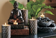 Buddha / BUDDHISM IS NOT CENTERED ON A GOD, RATHER, IT IS A SYSTEM OF PHILOSOPHY AND A CODE OF MORALITY. / by Joan Early