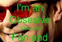 Sir Elton John / by Susan Tofanelli Snodgrass