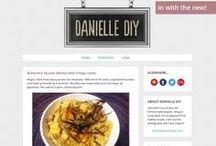 daniellediy.com / Danielle DIY is where I share photography, healthy recipes, nail art, and craft tutorials! / by danielle / daniellediy.com