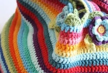 Sure... I'll have plenty of time for a crochet project! / by Laura Loffredo Leubner