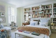 Bedrooms / by Harriet Thompson