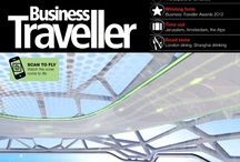Archive covers / by Business Traveller
