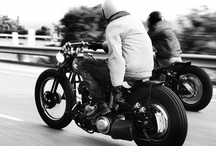 Motorcycles / by Eric Darnell