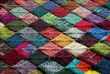knitting / by Laura Loffredo Leubner