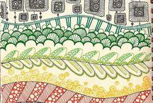 ...linework! / by Laura Loffredo Leubner