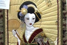 Quilts with Oriental Flair / by Susan Templin