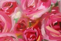 ...pink! / by Laura Loffredo Leubner