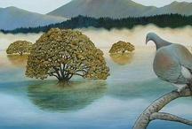 Clare Reilly / My Favourite New Zealand Artist!