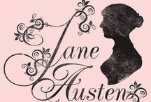 ◘ Lost in Austen ◘ / ♥Life would be even better if it were written by Jane Austen♥ / by Candice ♡