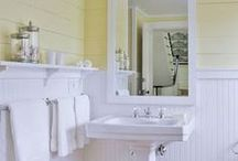 Bathroom Ideas / by Melanie Basich