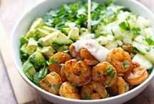 Healthy options/recipes / by Carol Earhart