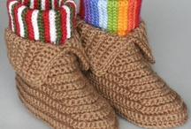 Crochet Booties / by Carol Black