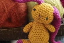 Crochet Toys / by Carol Black