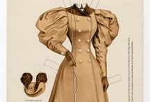 FASHION: End of the Century (Victorian 3)