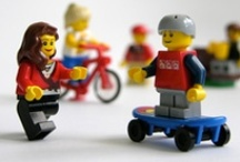 LEGOs-Love em/hate em / by K Low