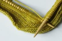 Neat Needles / Knitting! Glorious knitting!