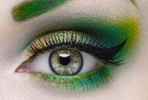 BEAUTE: Creative Make up