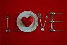 El día del Amor / Ideas para el día de los enamorados!  / by Cremène