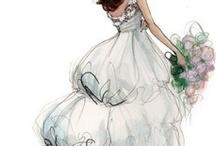 Here comes the bride... / by Laura Loffredo Leubner