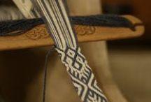 CREATION: Crochet, Tissage, etc...