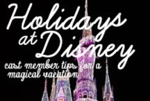 Disney Christmas family vacation / by Dawn Phipps