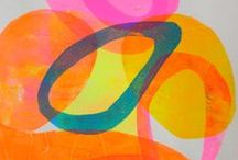 Glottogon   Colour & Pattern / Crazy ways to view colour - amazing contrasts, brights, pastels - all at play together!
