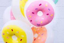 Birthdays / by Stephanie Andreasen