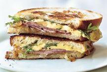 Sandwiches / by Shelli Guetz