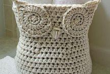 DIY Knit/Crochet/Rope