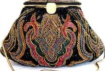 Old bags and purses / Old bags and purses, especially art nouveau style