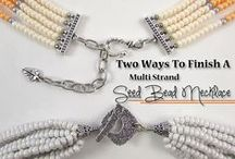 stringing & linking