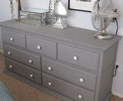 Renew / Renew, Repurpose, Makeover, before after, painting, flip, furniture, recycle, upcycle