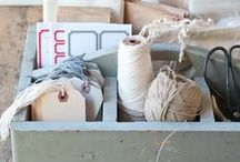 ExtraOrdinary Organizing / Fabulous ideas for organizing everything in your home and your life. / by Cupcakes and Crinoline