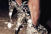 """♥Jewels ♥Shoes ♥Clothes / """"A woman with good shoes is never ugly"""" -Coco Chanel / by Deanna Pelot"""