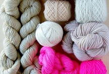Yarn: Making stuff / All things yarn - crochet, knitting, art and tutorials / by Kathreen